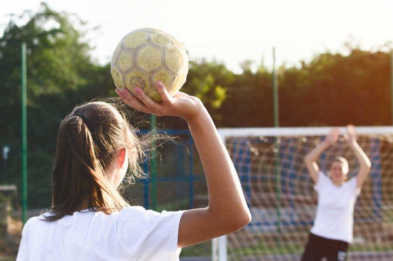 handball college